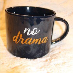 NO DRAMA - coffee/tea mug 👑👑👑👑👑👑